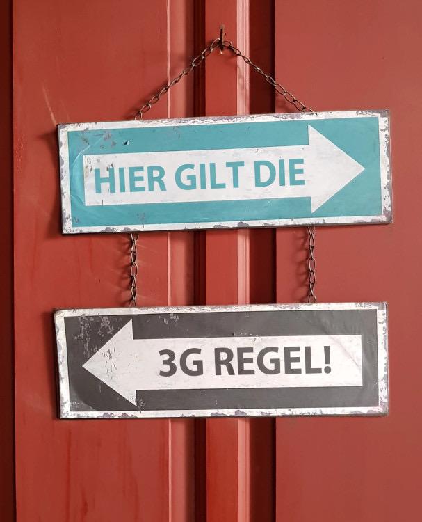 3G Regel für die Gießenener Bäder