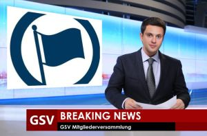 GSV mitgliederversammlung abgesagt